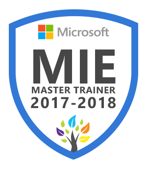 MIE Master Trainer 2017-2018