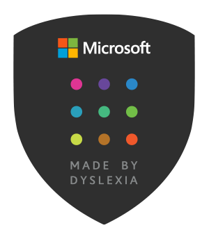 Dyslexia Awareness Part 2, in partnership with Made By Dyslexia