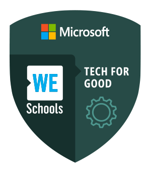 WE Schools Tech for Good