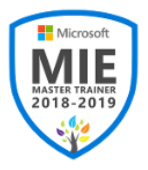 MIE Master Trainer 2018-2019