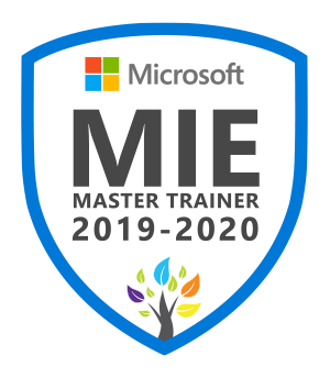MIE Master Trainer 2019-2020