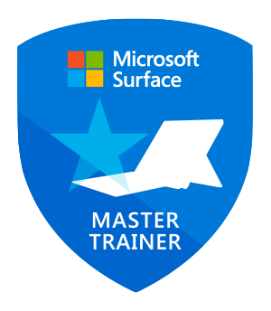 Microsoft Surface Master Trainer