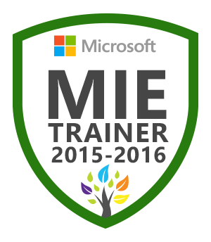 MIE Trainer 2015-2016