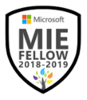 Microsoft Innovative Educator Fellow 2018-2019