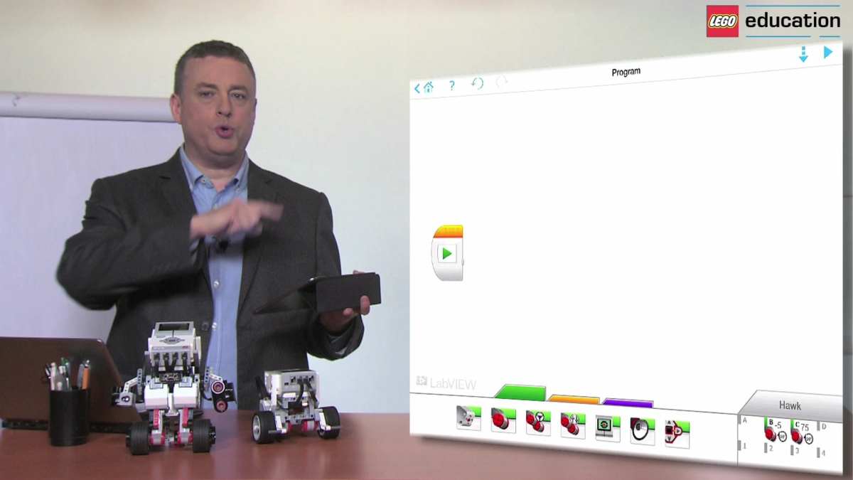 LEGO® MINDSTORMS® Education EV3 - Getting Started - Microsoft in