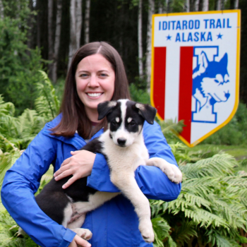 Iditarod Teacher on the Trail™ Annie Kelley