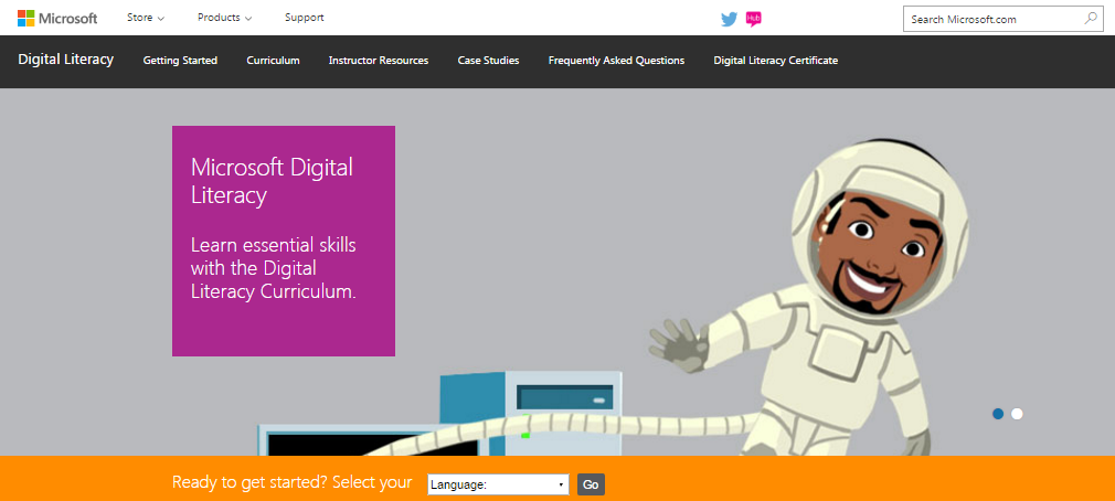 Developing A Digitally Literate Pedagogy Microsoft In Education