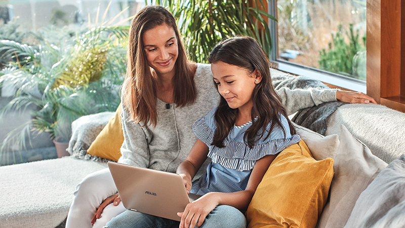 distance learning for families and students