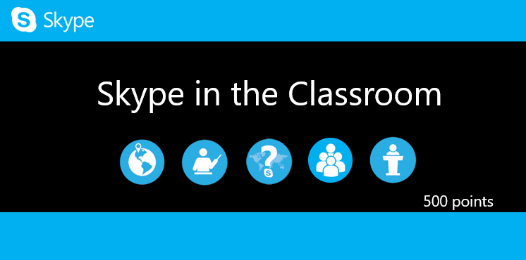 skype in the classroom getting started microsoft in education