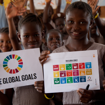 Teaching Sustainable Development Goals - Microsoft in Education