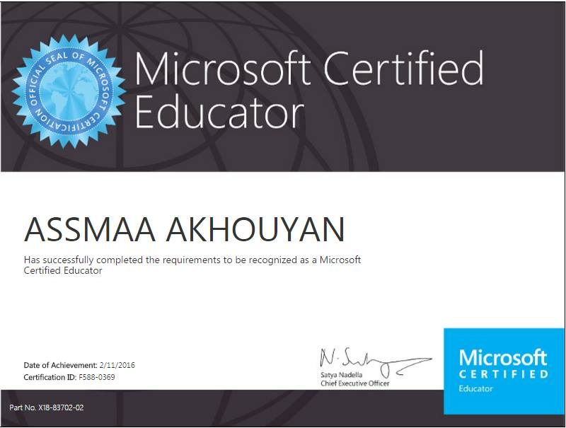 About Microsoft In Education
