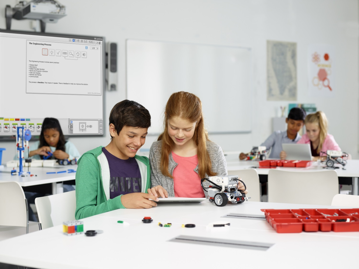Innovative Classroom Quiz ~ Lego mindstorms education ev microsoft in